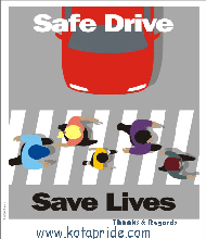 Safe-Drive-Save-Lives