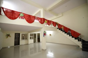 hall for rent in kota